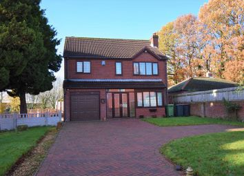 Thumbnail 4 bed detached house to rent in Heath Hill, Dawley, Telford