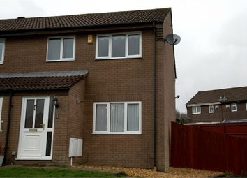 Thumbnail 3 bed end terrace house for sale in Honeysuckle Close, Rassau, Ebbw Vale, Blaenau Gwent