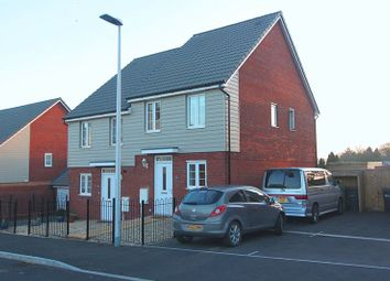 Thumbnail 2 bed semi-detached house to rent in Albatross Road, Exeter