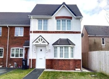 Thumbnail 3 bed end terrace house to rent in Victoria Court, Buckley