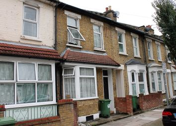 Thumbnail 1 bed terraced house to rent in Tennyson Road E15,