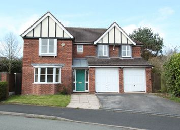 Thumbnail 5 bed detached house for sale in Ash Way, Newcastle-Under-Lyme