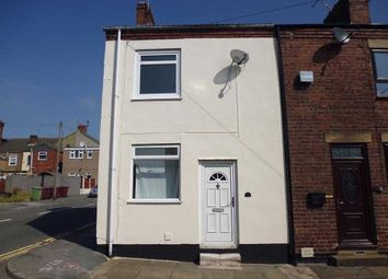 Thumbnail 2 bed end terrace house to rent in Slater Street, Clay Cross, Chesterfield
