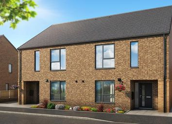 "Thumbnail 3 bed property for sale in ""The Loxley At Cutlers View Phase 4, Sheffield"" at Park Grange Drive, Sheffield"