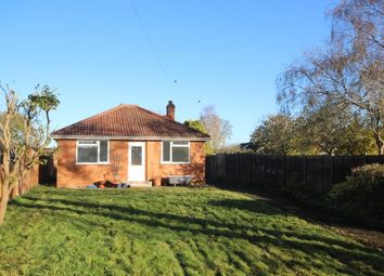 Thumbnail 2 bed detached bungalow for sale in Brent Road, Cossington, Bridgwater