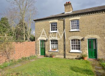 Thumbnail 2 bed cottage for sale in Pert Cottages, Sandringham Gardens, Barkingside
