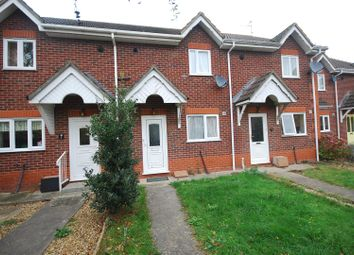 Thumbnail 2 bed terraced house for sale in Brayfields, Pinchbeck, Spalding