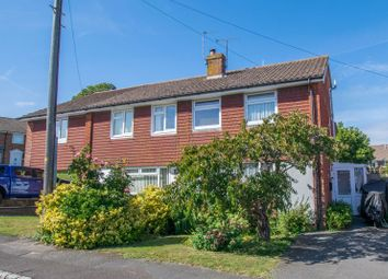 Thumbnail 5 bed semi-detached house for sale in Montacute Way, Uckfield