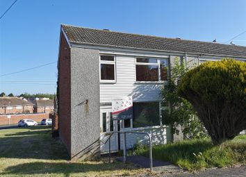 Thumbnail 2 bed terraced house for sale in Cornwall Close, Weymouth