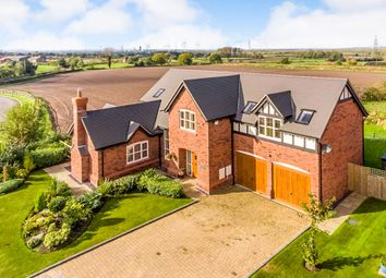 Thumbnail 5 bed detached house for sale in Fern Meadows, Frodsham