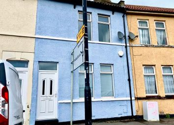 Thumbnail 2 bed terraced house for sale in Whitehall Road, Bristol