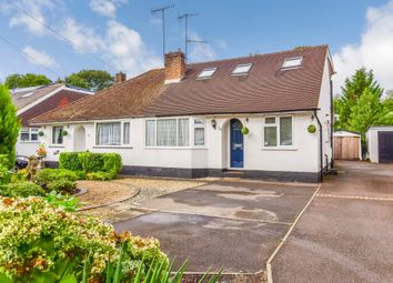 Thumbnail 4 bed semi-detached bungalow for sale in St. Marys Drive, Crawley