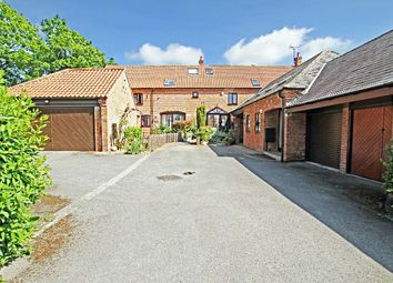 Thumbnail 4 bed barn conversion for sale in St. Bartholomews Court, Sutton, Retford