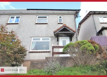 Thumbnail 2 bedroom terraced house to rent in Preseli Close, Risca