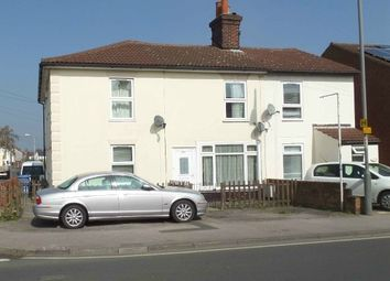 Thumbnail 2 bed terraced house for sale in Spring Road, East, Well Located, Ipswich