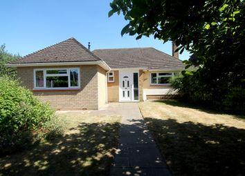 Thumbnail 2 bed detached bungalow for sale in Chapel Road, West Bergholt, Colchester