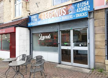 Thumbnail Restaurant/cafe for sale in Blackburn Road, Darwen