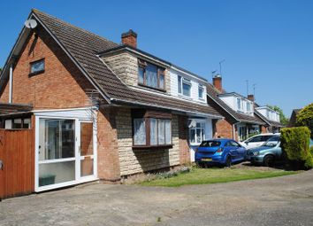 Thumbnail 3 bed semi-detached house for sale in Oakleigh Close, Raunds, Wellingborough