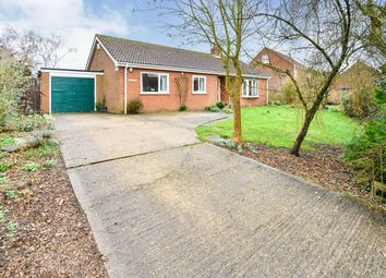 Thumbnail 3 bed bungalow for sale in Chestnut Avenue, Bucknall, Woodhall Spa