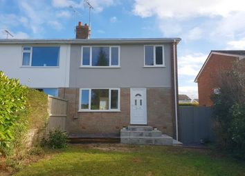 Thumbnail 3 bed semi-detached house for sale in Hazel Drive, Penyffordd, Chester, Flintshire