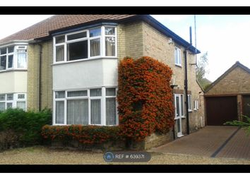 Thumbnail 3 bed semi-detached house to rent in King's Hedges Road, Cambridge