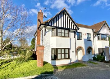 Thumbnail 3 bed semi-detached house for sale in Stretton Close, Penn, Buckinghamshire