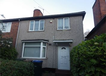 Thumbnail Room to rent in St Georges Road, Coventry, West Midlands