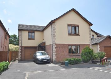Thumbnail 4 bed detached house for sale in 14 Pen Y Ffordd, St Clears, Carmarthenshire