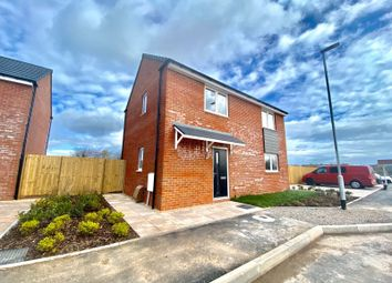 Thumbnail 3 bed detached house for sale in Old Market Road, Bridgwater