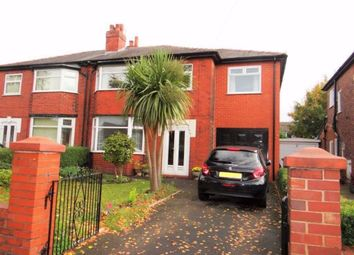 Thumbnail 4 bed semi-detached house for sale in Henfold Road, Astley, Manchester