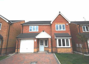 Thumbnail 5 bed detached house for sale in Greenhill Lane, Leabrooks, Alfreton