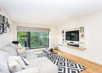 Thumbnail 2 bed flat for sale in Teseo House, 124 Granville Road, London