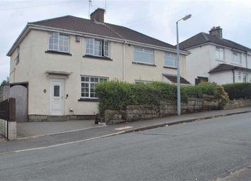 Thumbnail 3 bed semi-detached house for sale in Graig Park Circle, Malpas, Newport