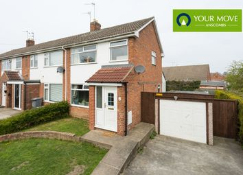 3 bed terraced house for sale in Springfield Close, York YO31