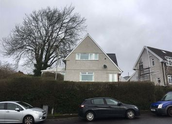 Thumbnail 3 bed detached house for sale in Llewelyn Circle, Townhill, Swansea