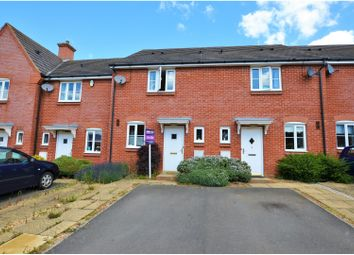 Thumbnail 2 bedroom terraced house for sale in Connolly Road, Northampton