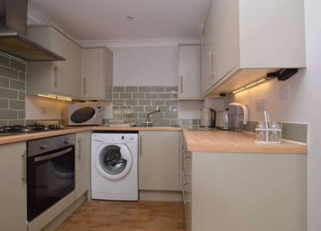 Thumbnail 2 bedroom flat to rent in Albert Road, Stoke, Plymouth