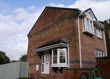 Thumbnail 3 bed end terrace house for sale in Edwards Crescent, Latchbrook, Saltash