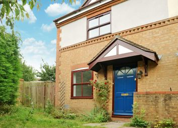 Thumbnail 1 bed semi-detached house for sale in Pickering Drive, Emerson Valley, Milton Keynes