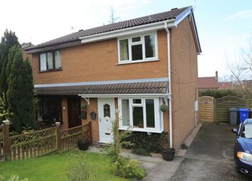 Thumbnail 2 bed semi-detached house for sale in Loganbeck Grove, Longton