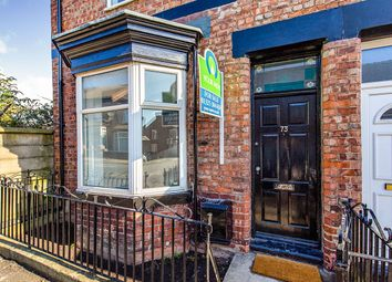 Thumbnail 2 bed end terrace house for sale in Park Lane, Darlington