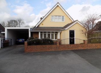 Thumbnail 3 bed bungalow for sale in Doveridge Avenue, Carlton, Nottingham