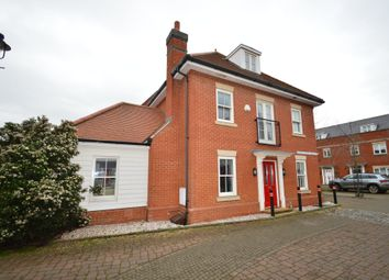 Thumbnail 4 bed detached house for sale in Huckleberry Crescent, Ipswich