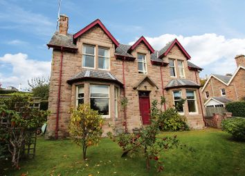 Thumbnail 5 bedroom detached house for sale in Craigview, Craig Road, Dingwall.