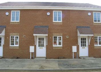 Thumbnail 2 bed terraced house to rent in Crome Close, Wellingborough
