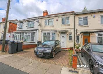 Thumbnail 3 bed terraced house to rent in Willow Avenue, Edgbaston
