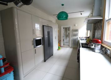 Thumbnail 5 bedroom terraced house to rent in Sykefield Avenue, West End, Leicester