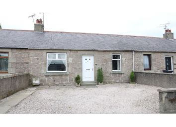 Thumbnail 2 bed terraced bungalow for sale in Harlaw Road, Inverurie