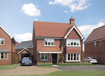 """4 bed property for sale in """"The Canterbury"""" at """"The Canterbury"""" At Christie Avenue, Ringmer, Lewes BN8"""