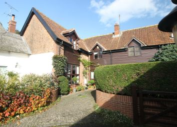 Thumbnail 4 bed terraced house for sale in Fore Street, Otterton